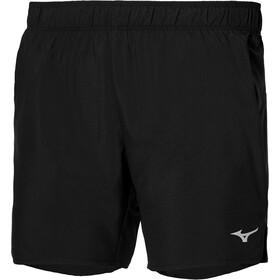 Mizuno Core 5.5 Pantaloncini Donna, nero